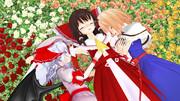 【幻想花祭】両手に花