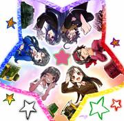 """黒髪リーダース&パンツァー!(""""大切なのは""""remix)"""