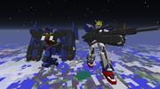 【minecraft】シスクード&デスパーダを作ってみた【jointblock】