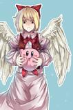 可愛い悪魔とピンクの悪魔