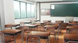 【フリー素材】学校