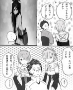 【リゼロ】レム&ラムとスバルと艦これ【艦これアーケード】