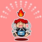 あったよ!熱狂の赤い火が!