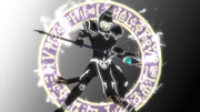 【遊戯王MMD】松風式ブラック・マジシャン(劇場版)【モデル配布停止中】
