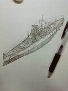 常陸型超弩級戦艦