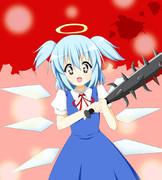 撲殺妖精チルノちゃん