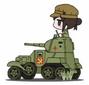 装甲車道、はじめます!