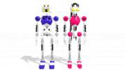 メダロット、それは技術が生み出した全く新しいロボットである
