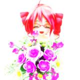 花とテトさん