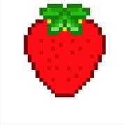 イチゴ ドット絵