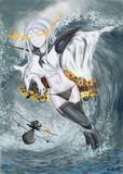夜の悪夢--戦艦タ級