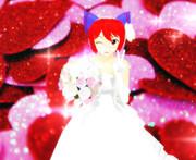 ♡みんなの花嫁赤蛮奇♡