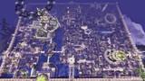 【Minecraft】PS4で街作り中!!!  全体