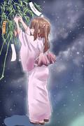 星に願いを。 ナナ・ナナ・ナナの日!