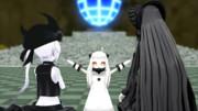 敵艦隊のチャイドル×3(おまけ)