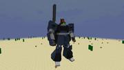 【minecraft】リック・ディアスSを作ってみた【jointblock】