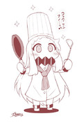料理人ほっぽちゃん