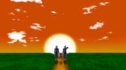 【東方MMD】幼…霊夢??身内企画リレー お花畑から帰る3人・・・あれ?
