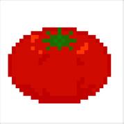 トマト ドット絵