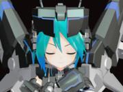 【MMD】ミサイル撃ち落とし