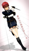 【モデル配布】楓塩式信濃藤四郎ver1.00
