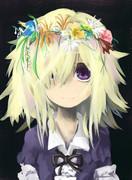 ルストリカと花