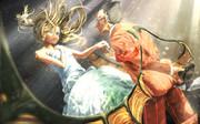 恋する王女とキューピッド(カルマ値:極悪)