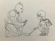 小学生由紀ちゃん