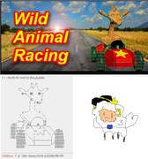 野生動物のAA 1動物目
