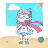 海に行きたい瑞希