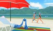 海の日(*^▽^*)