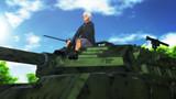 【MMD】ヨナと戦車【ヨルムンガンド】