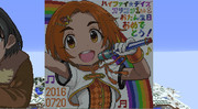 【Minecraft】龍崎薫ちゃんお誕生日おめでとう【ドット絵】