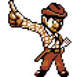 アイコン74:ハンバーグ師匠