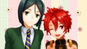 【Fate/MMD】ウェイバーとアレキサンダー