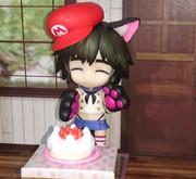 誕生日おめでとうも。