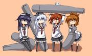 魚雷クッション