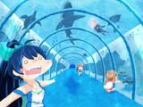 水族館へGO!!