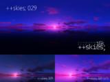++skies; 029 [16k8k/8k4kスカイドーム素材配布]