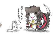 大和ネコとエラー猫