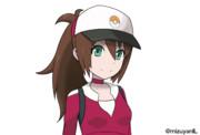 ポケモンGO 女トレーナー[公式風]
