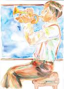 波多野×コルネット