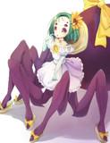 蜘蛛メイドの夏服