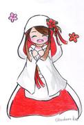 春姫と苺大福