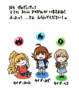 パッション研究所の御三家アイドル