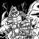 伝説の超バケツ騎士