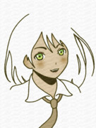 翠瞳の少女