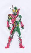 オリジナル/仮面ライダージャグラー/オープンジャグラー