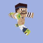 サベージ【Minecraftスキン】