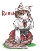 猫ローマ【擬獣化】